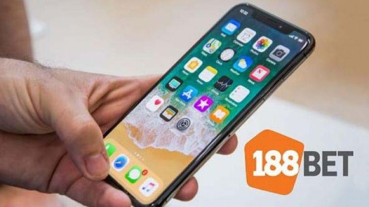ứng dụng nhà cái 188bet trên di động