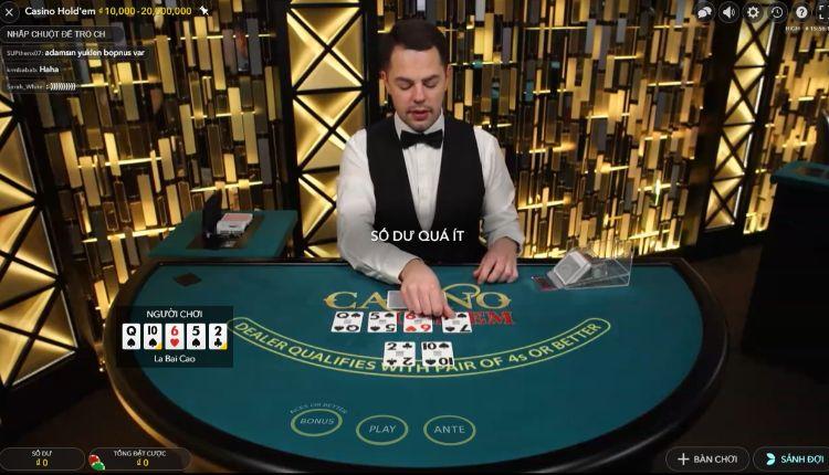 Poker 188BET