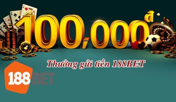 """Gửi tiền qua """"Ngân Hàng Địa Phương"""" thưởng thêm 100.000 VND"""